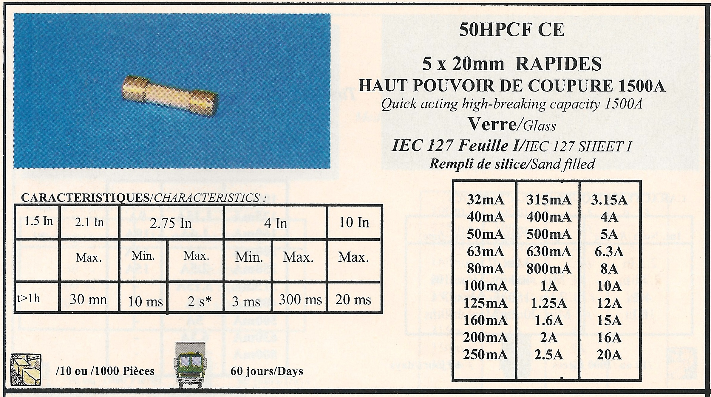 50HPCF CE