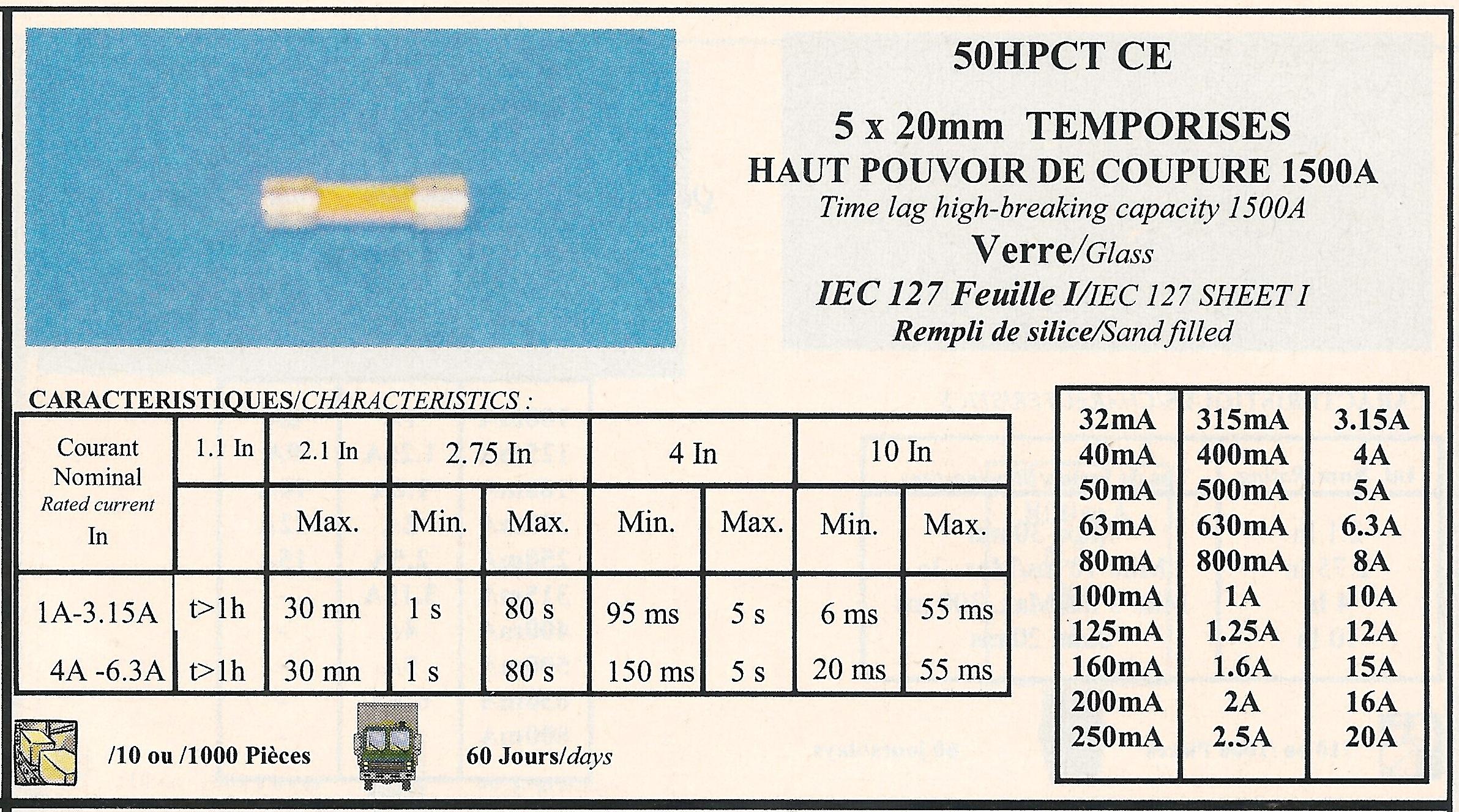 50HPCT CE