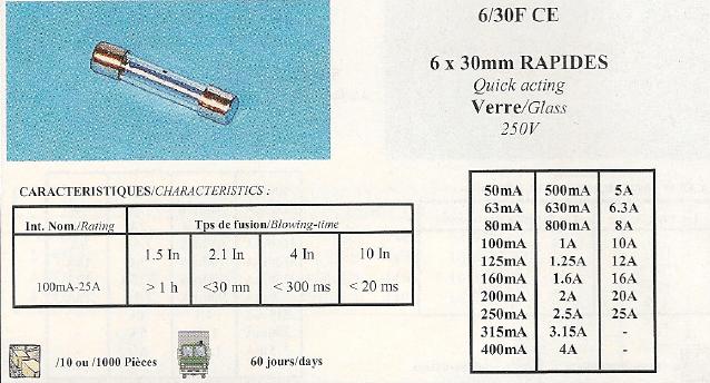 6/30F CE 6x30mm RAPIDES