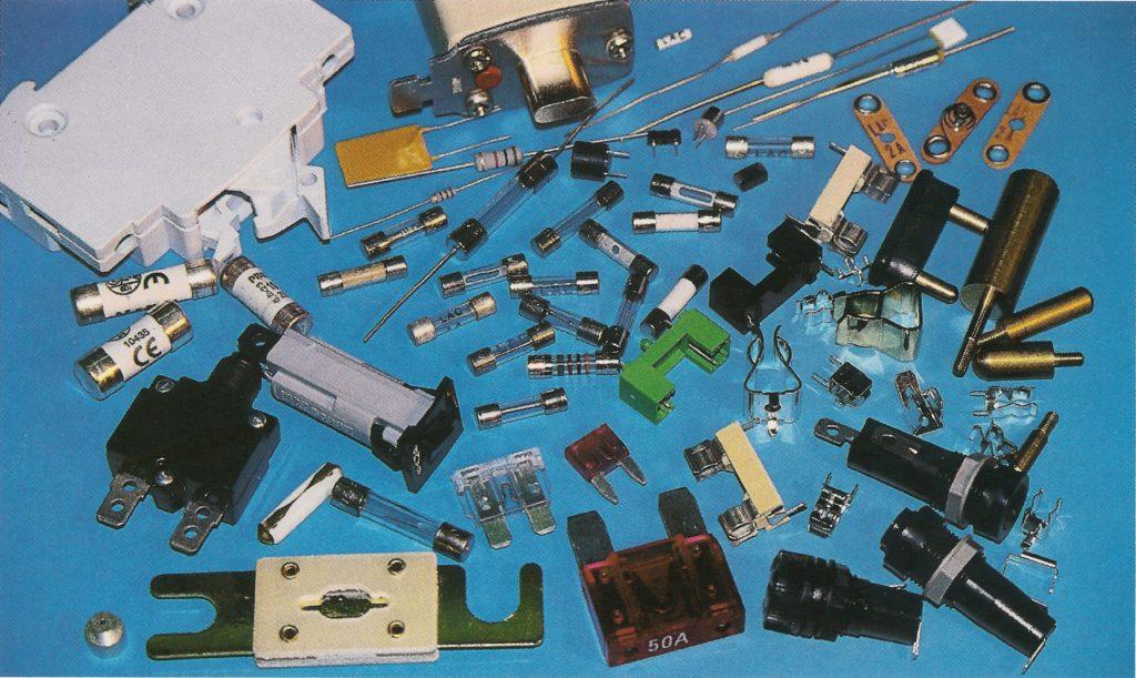 fournisseur fusibles et disjoncteurs