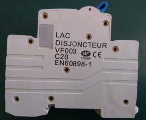 Disjoncteur LAC
